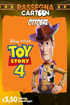 Toy Story 4 #RassegnaCartoon