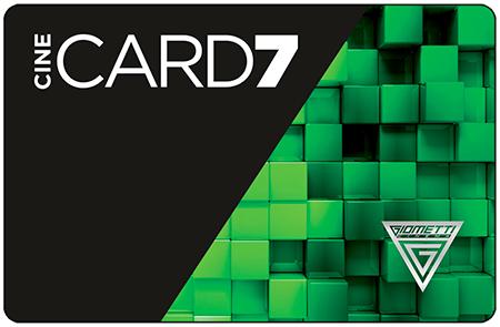 Cinecard 7 Verde