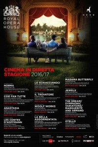 Royal Opera House | al cinema (2016-2017)