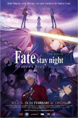 Fate Stay Night: Heaven'S Feel I. Presag