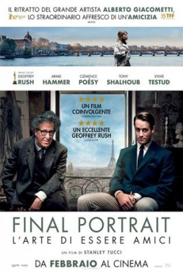 Final Portrait - L' Arte Di Essere Amici
